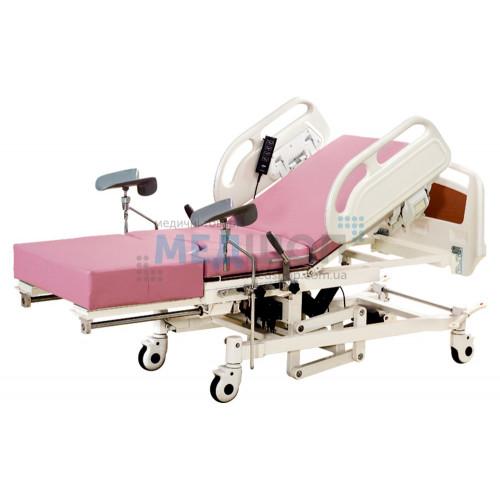 Купить Кровать акушерская B-48 (3-секционная, электрическая) - широкий ассортимент в категории Кровати для родовспоможения
