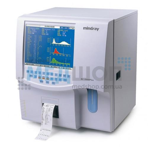 Автоматический гематологический анализатор Mindray ВС-3000 Plus | Гематологические анализаторы