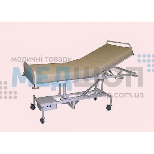 Купить Кровать функциональная двухсекционная с двумя электроприводами КФ-2Э2 - широкий ассортимент в категории Медицинские кровати