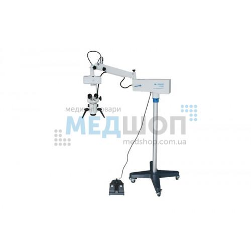 Микроскоп операционный SOM2000С | Микроскопы хирургические офтальмологические