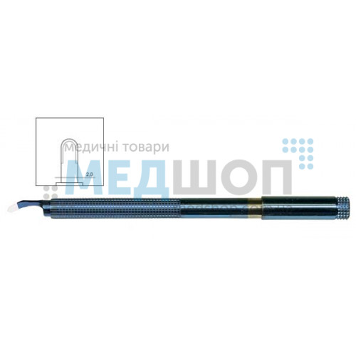 Купить TDK101 Алмазный нож для ФАКО - широкий ассортимент в категории Хирургический инструмент для офтальмолога