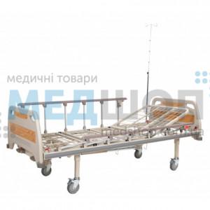 Кровать медицинская механическая, 4 секции, OSD-94С