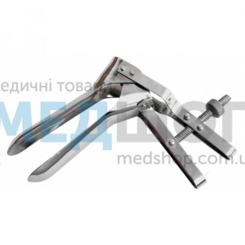 Зеркало влагалищное по Куско двустворчатое №2 - Медицинский инструмент