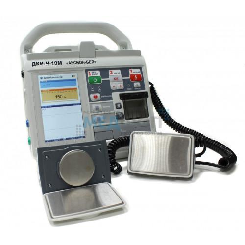 Дефибриллятор-монитор ДКИ-Н-10М «АКСИОН-БЕЛ» | Дефибрилляторы