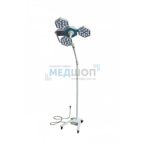 Светильник хирургический операционный DL-LED03M | Светильники передвижные