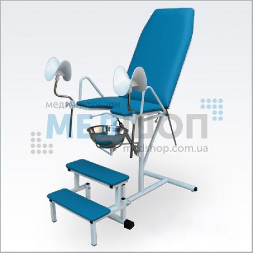 Кресло гинекологическое КГ-1М с пневмоприводом | Кресла гинекологические