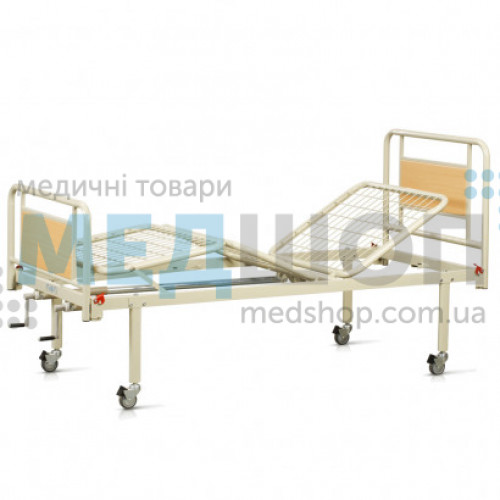 Купить Кровать функциональная трехсекционная на колесах OSD-94V+OSD-90V - широкий ассортимент в категории Медицинские кровати