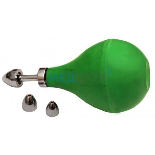 Купить Балон медицинский Politzer - широкий ассортимент в категории Воронки Балоны ЛОР