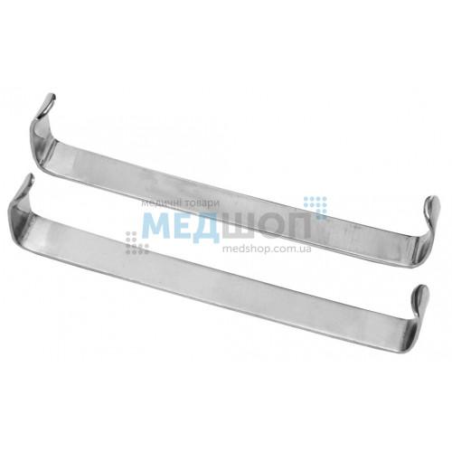 Купить Крючок пластинчатый по Фарабефу парные 165 мм - широкий ассортимент в категории Крючки