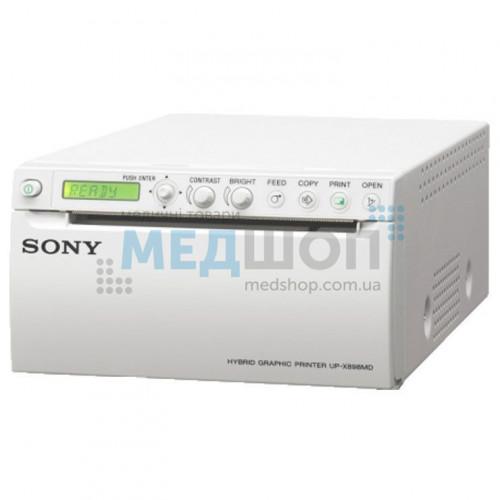 Медицинский принтер SONY UP-X898MD | Принтеры сухой печати | Проявочные машины