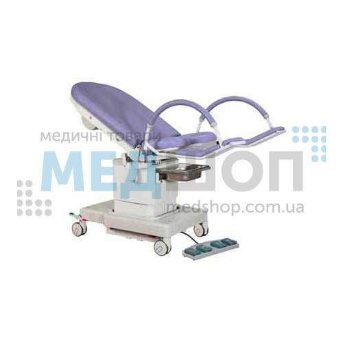 Гинекологическое кресло AR-EL 2087-4 на колесах | Кресла гинекологические