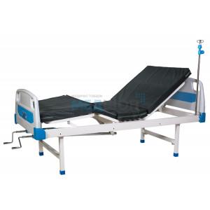 Кровать медицинская А-25 (4-секционная, механическая)