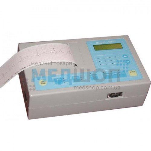 Электрокардиограф МИДАС ЭК1Т | Электрокардиографы