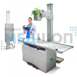 Рентген система на 2 рабочих места CAT medical Aster