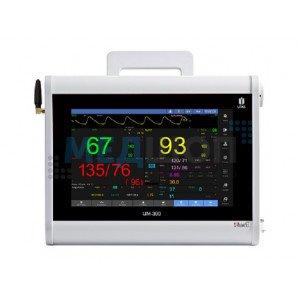 Реанимационно-хирургический монитор пациента Ютас ЮМ 300-10
