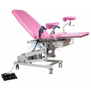 Универсальное гинекологическое кресло DST-V электрическое, трансформируется в стол