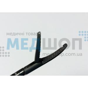 Зажим для вязания узлов с ручкой