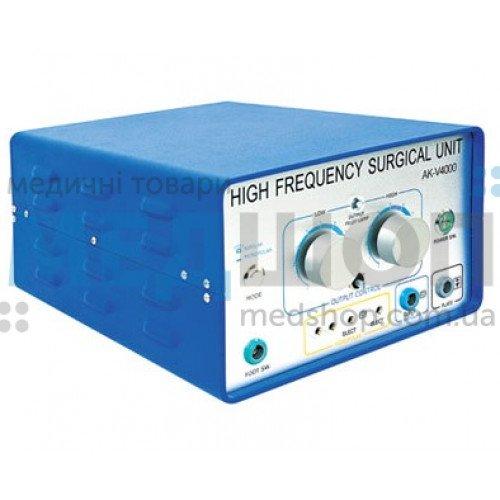 Высокочастотный электрохирургический аппарат АК-V 4000 | Эндоскопическая хирургия