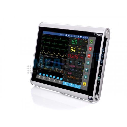 Реанимационно-хирургический монитор пациента Ютас ЮМ 300-10 | Мониторы пациента неонатальные