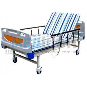 Кровать медицинская А-26P (2-секционная, электрическая)