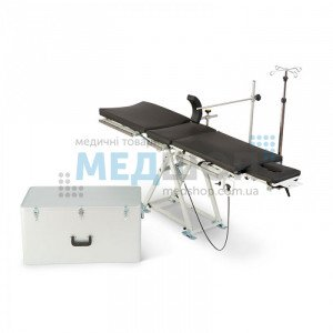 Операционный стол для работы в полевых условиях Lojer
