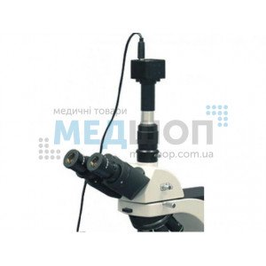 Видеокамера цифровая 5,0 Mpix для микроскопа