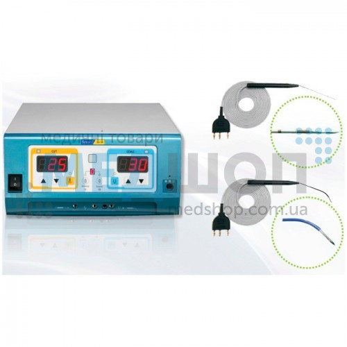 Электрохирургический ЛОР-аппарат Heaco ZEUS 200S | Электрохирургические аппараты | Инструментарий