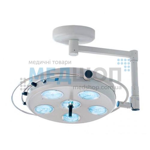 Светильник операционный (хирургический) L2000-6-II потолочный | Светильники потолочные