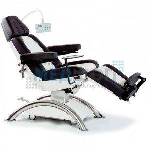 Кресло-кушетка для инфузионной терапии, диализа, химиотерапии и обследования Capre RC2