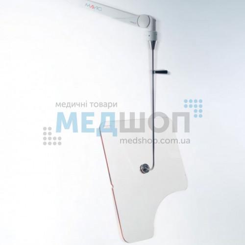 Прозрачный акриловый рентген защитный экран Mavig OT50001 | Рентген защита