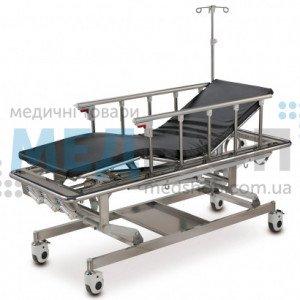 Каталка для перемещения пациентов, 4 секции, OSD-A105B