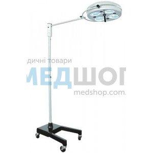 Светильник операционный (хирургический) L734-II передвижной