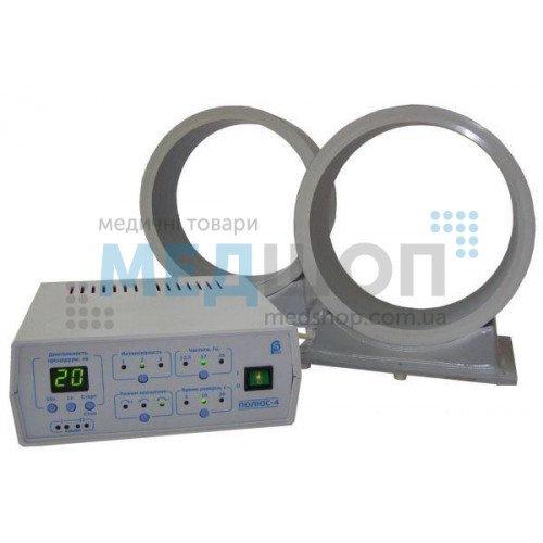 Аппарат магнито терапевтический низкочастотный «ПОЛЮС — 4» | Магнитотерапия