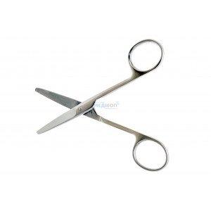 Ножницы тупоконечные прямые 14 см