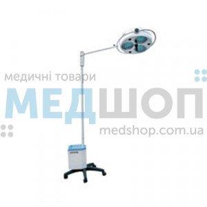 Светильник операционный (хирургический) L2000-3Е передвижной
