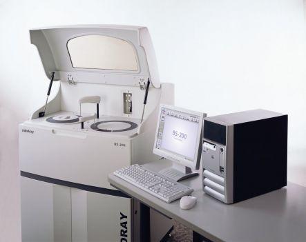 Биохимический автоматический анализатор Mindray BS-200