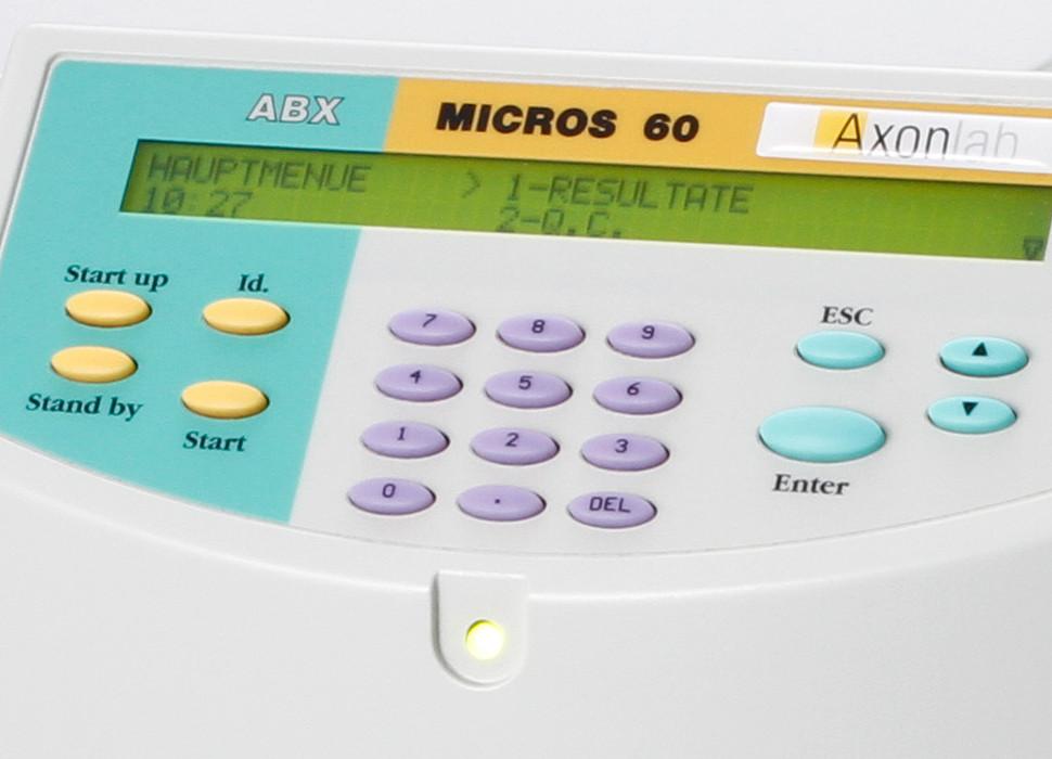 Гематологический анализатор HORIBA ABX Micros 60