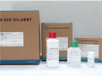 Автоматический гематологический анализатор Mindray BC-5150 - реагенты