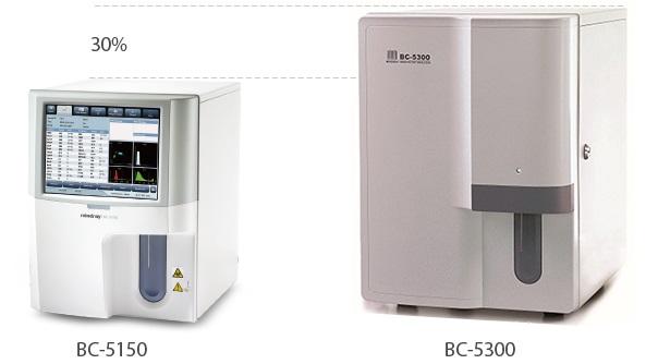Автоматический гематологический анализатор Mindray BC-5150
