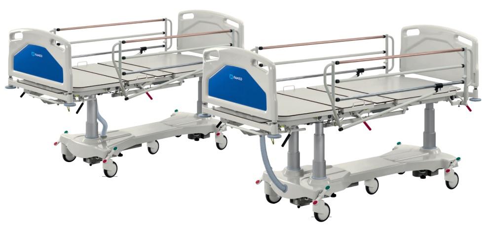 Многофункциональные медицинские кровати в интернет магазине Медшоп