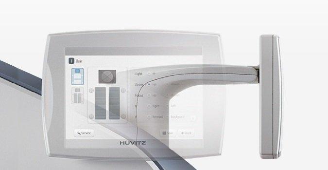 Микроскоп хирургический офтальмологический Huvitz HOM-700 купить в Украине   Микроскопы хирургические офтальмологические   MedShop