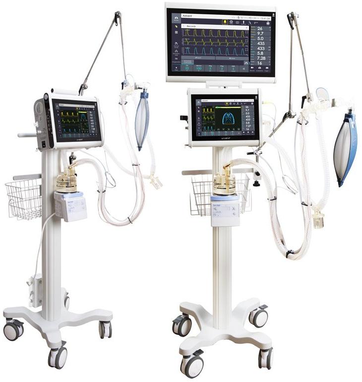 Аппарат ИВЛ (искусственной вентиляции легких) ЮВЕНТ-Т купить в Украине | Аппараты ИВЛ неонатальные | MedShop