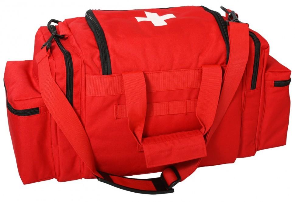 Сумка медицинская для скорой помощи позволяет иметь под рукой все необходимое для проведения минимального набора диагностических процедур, оказания неотложной помощи.