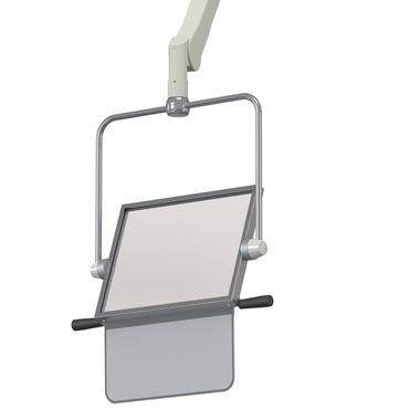 Рентген защитные подвесные экраны Медшоп